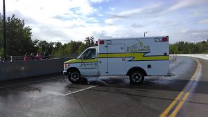 Injury Care EMS Ambulance Transport